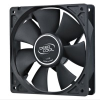 MM-Fan Deepcool Deep Cool Xfan 12CM 12 CM- Black Hydro Bearing Murah