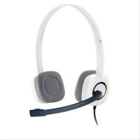 MM-Headset Head Set Headphone Head Phone Handsfree Earphone Logitech