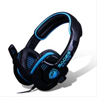 MM-Game Gamer Gamers Gaming Headset Head Set Phone Headphone