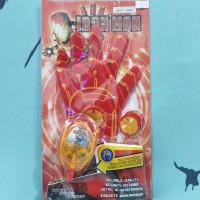 sarung tangan iron man & gelang senjata ironman gloves avengers