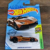 Hot Wheels Lamborghini Aventador J treasure Hunt THS non FS 2019