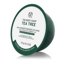 Tea Tree peel off mask body Shop