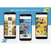 Jual Feed Instagram Paket Desain Promosi Ig Untuk Ukm Jakarta Pusat Clashers Store Tokopedia