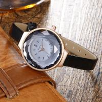 DENNOS MC-01 JAM TANGAN Leather Digital Analog
