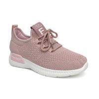 PVN Sepatu Sneakers Wanita Sport Shoes 606 - pink, 36