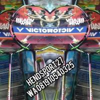 Raket badminton victor jetspeed 12s