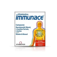 Vitabiotics Immunace Suplemen Untuk Daya Tahan Tubuh suplemen vitamin