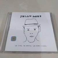 CD Lagu JASON MRAZ