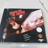 VCD Film Harrison Ford THE FUGITIVE
