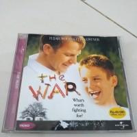 VCD Film Kevin Costner THE WAR