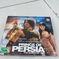 VCD Film Jake GyllenHall PRINCE OF PERSIA the sand of time