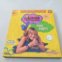 VCD Film LIZZIE McGUIRE Pool Party