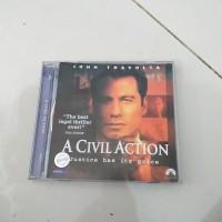 VCD Film John Travolta A Civil Action