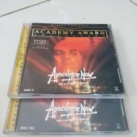 VCD Film APOCALYPSE NOW misi rahasia di Kamboja isi 3 disk