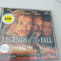 VCD Film Brad Pitt LEGENDS OF THE FALL