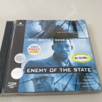 VCD Film Will Smith ENEMY OF THE STATE