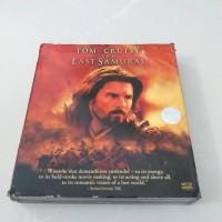 VCD Film TOM CRUISE the Last Samurai isi 3 disk