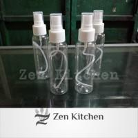 Terlaris Botol kosong spray bening 100ml