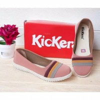 Jual Sepatu Flat Kickers Sepatu Kickers Wanita Sepatu Kickers