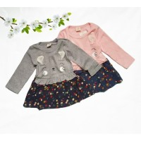 Baju Rok Bayi Perempuan Motif Kelinci - Pakaian Bayi Kualitas Import