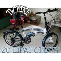 Jual Sepeda 20 Lipat Odessy Kota Jambi Tw Jambi Tokopedia