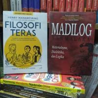 paket dua buku filosofi teras madilog