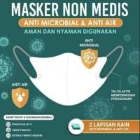 MSK-0001 Masker Non Medis Sritex