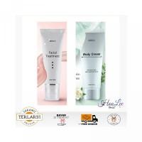 Patnam Paket Ertos Original Erto s Facial Treatment Ertos Body Cream