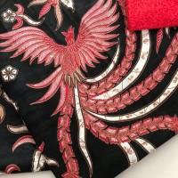 Jual Satu Set Kain Batik Motif Burung Cendrawasih New Kota Pekalongan Kain Batik Pkl Tokopedia