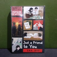 novel just a friends to you