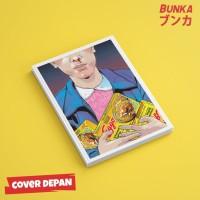 Notebook Stranger Things 8A Hardcover A5 Buku Tulis Catatan Note