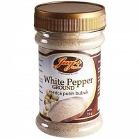 Jay's White Pepper Ground | Lada Putih Bubuk Jays | Jay Merica Putih