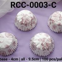 RCC-0003-C Kertas cupcake dragon pack medium motif