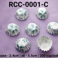 RCC-0001-C Kertas cupcake kertas nastar dragon pack mini motif