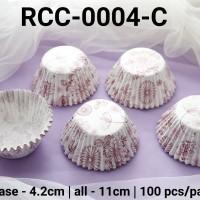 RCC-0004-C Kertas cupcake dragon pack besar motif