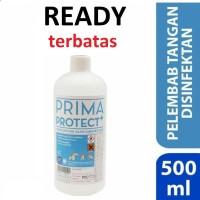 Hand Sanitizer 500ml Prima Protect Plus 500 ml ASLI Bukan Dettol Nuvo