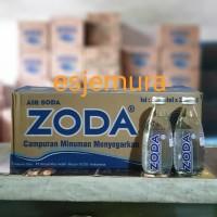 ZODA /Soda botol beling perdus