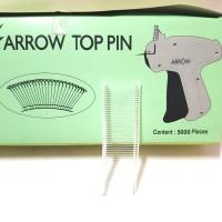 Top Pin / Tagging Fasteners / Plastik Tag - 25mm