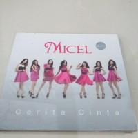 CD Lagu MICEL Cerita Cinta