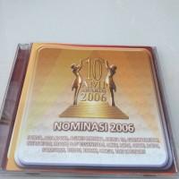 CD Lagu NOMINASI AMI AWARD 2006