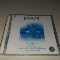 CD Lagu Konser Tur 2001 CHRISYE Legendary