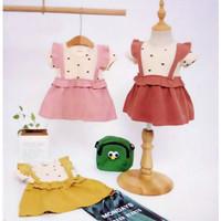 Gaun Dress Bayi Perempuan -Import