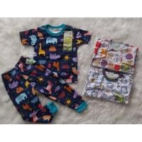 Velvet Junior Setelan Oblong Pendek + Celana Panjang / Setelan Baju