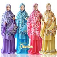Promo Mukena Bali Clarisa Super Jumbo