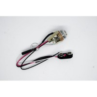 Socket jack switchcraft Prewired untuk gitar dan bass elektrik aktif