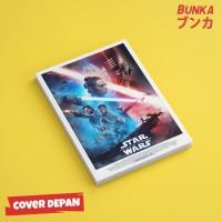 Notebook Star Wars 9A Hardcover A5 Buku Tulis Catatan Agenda Planner