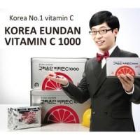 VITAMIN C KOREA EUNDAN 1000 MG/SUPLEMEN TUBUH/MULTIVITAMIN/NUTRISI