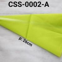 CSS-0002-A Contong piping bag kanvas small