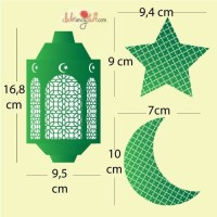 jual dekorasi gantungan lebaran ramadhan idul fitri