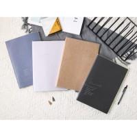Explore The Unknown Thick Ruled Notebook A4 / Buku Tulis A4 / Buku A4